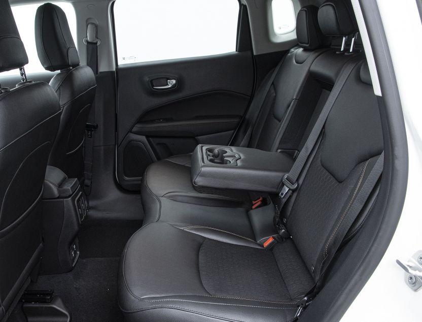 Interior de Jeep Compass
