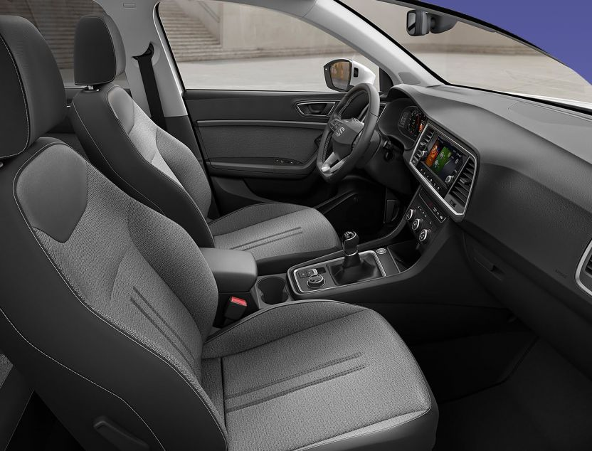 Interior de Seat Ateca