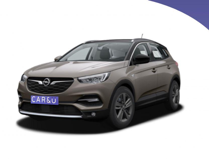 Exterior de Opel Grandland x