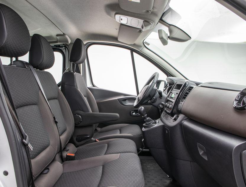 Interior de Fiat Talento