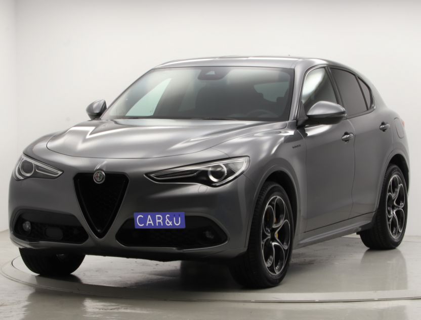 Exterior de Alfa Romeo STELVIO