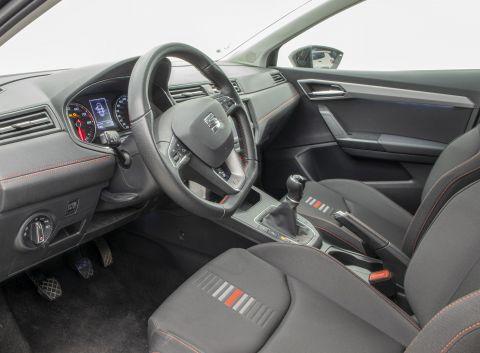 Ficha técnica de Seat