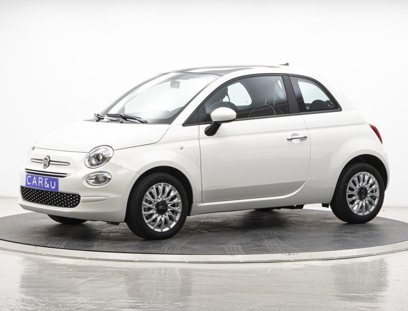 Exterior de Fiat 500