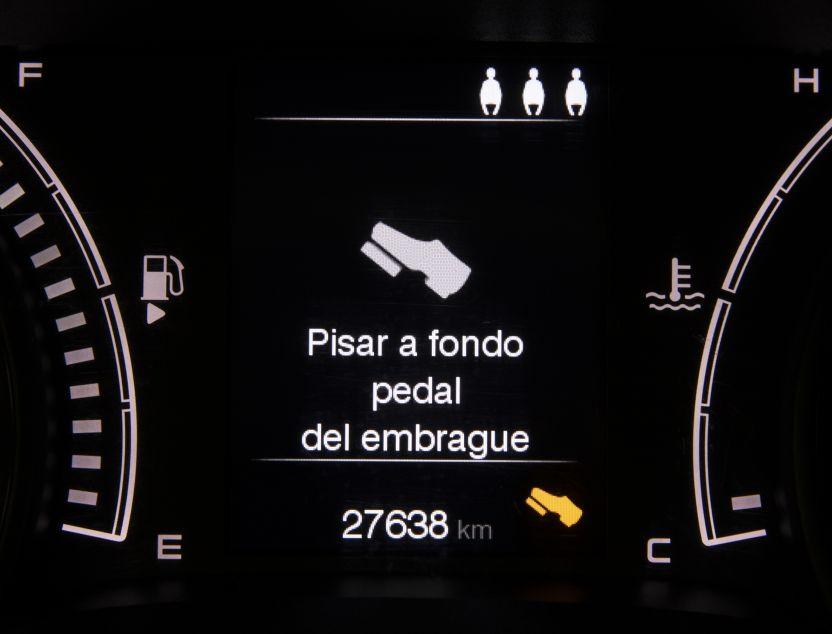 Interior de Fiat Tipo