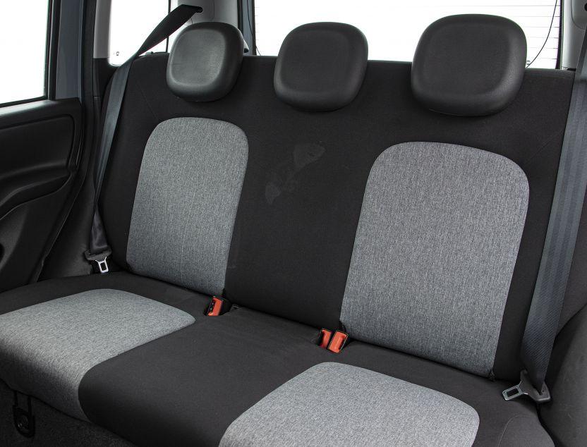 Interior de Fiat Panda Classic
