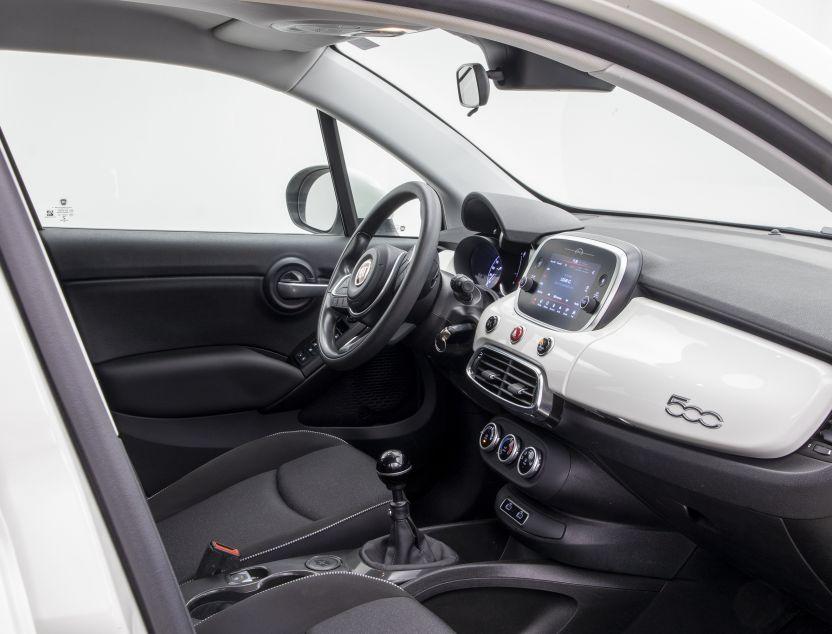 Interior de Fiat 500X