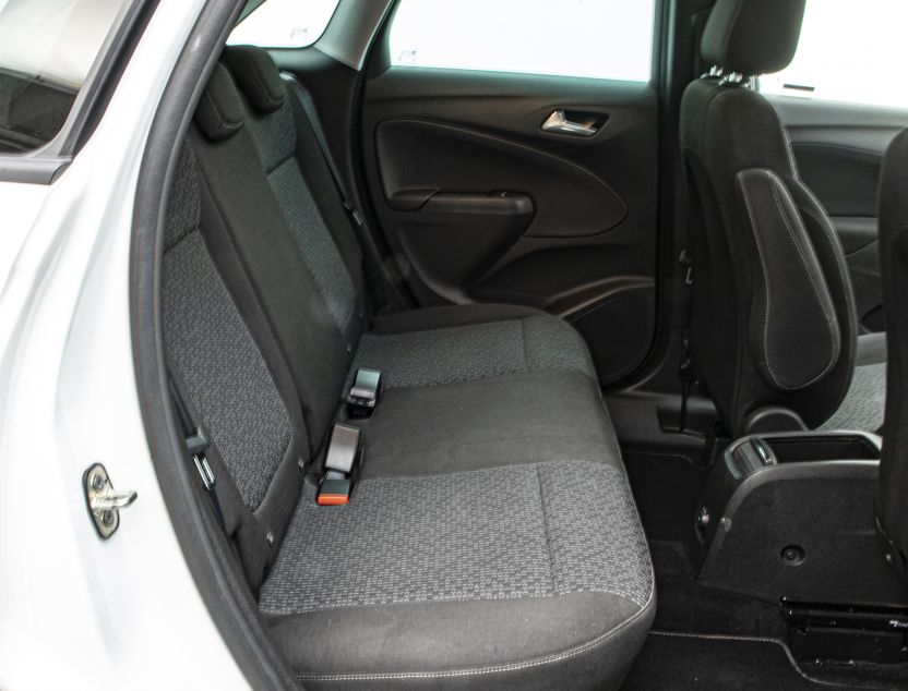 Interior de Opel Crossland x