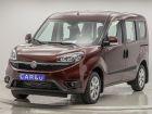 Fiat Doblo 2018 1.4 T-JET LOUNGE NATURAL POWER 120 5P
