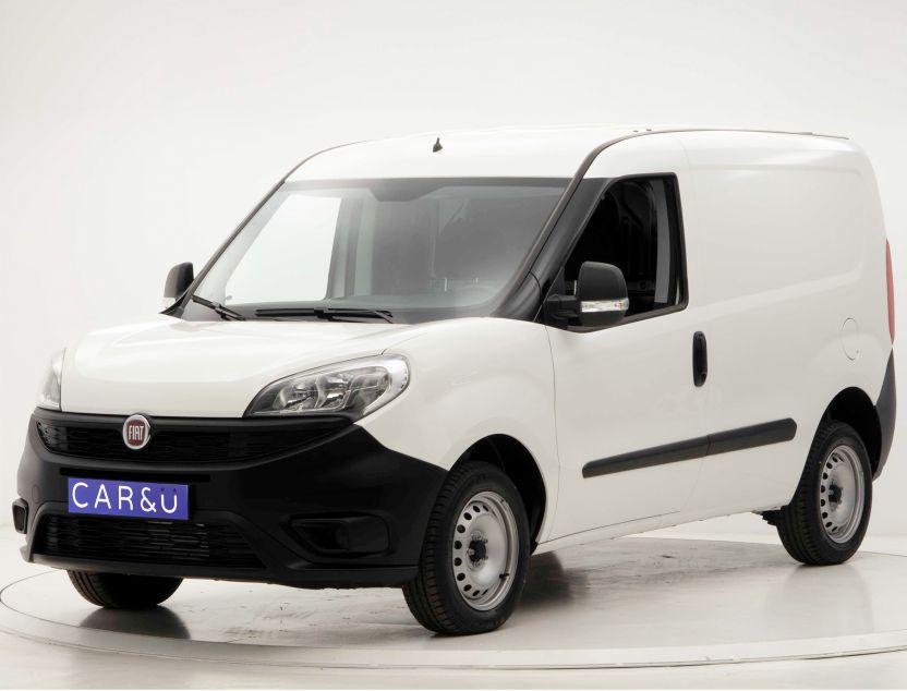 Exterior de Fiat Doblo Cargo