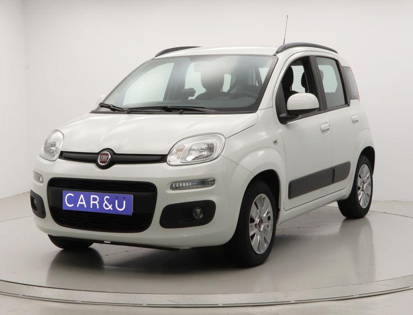 Exterior de Fiat Panda