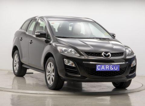 Ficha técnica de Mazda