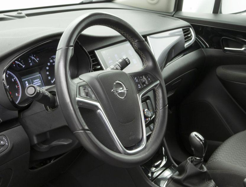 Interior de Opel Mokka x