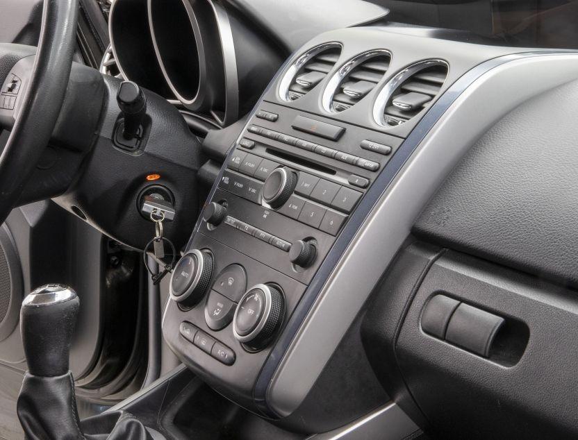 Interior de Mazda Cx-7