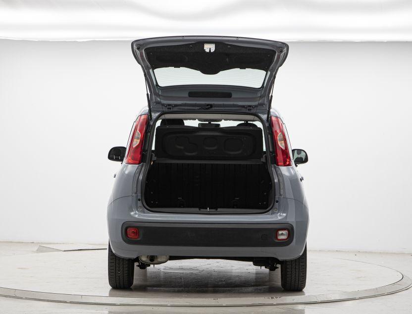 Exterior de Fiat Panda Classic