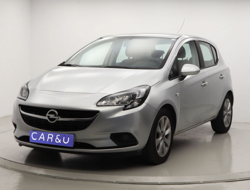 Exterior de Opel Corsa