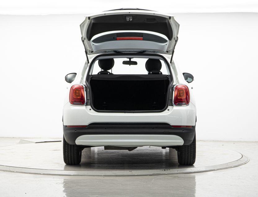 Exterior de Fiat 500X