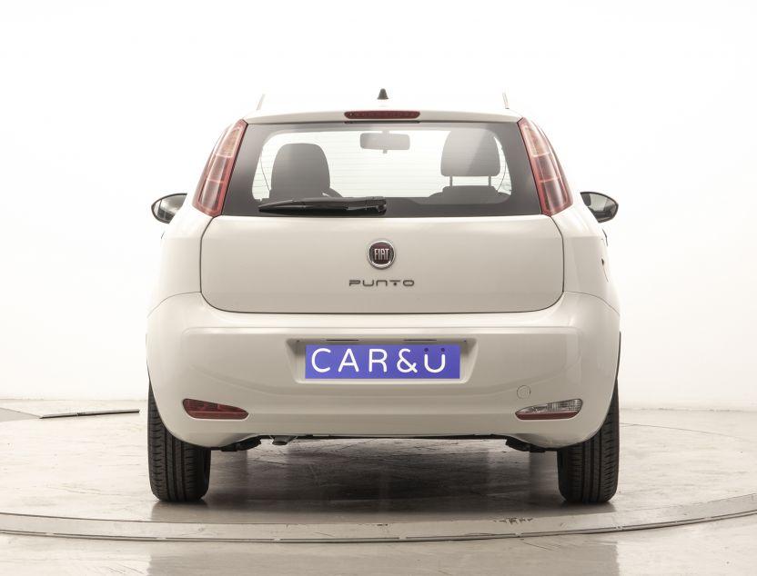 Exterior de Fiat Punto