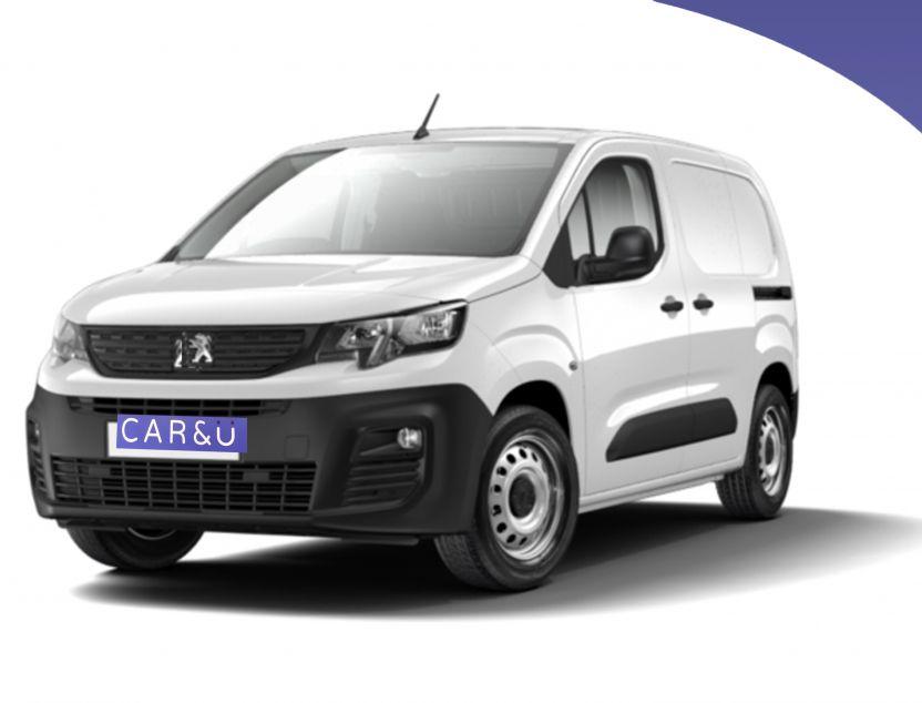 Exterior de Peugeot Partner