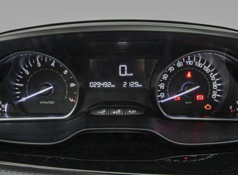 Ficha técnica de Peugeot