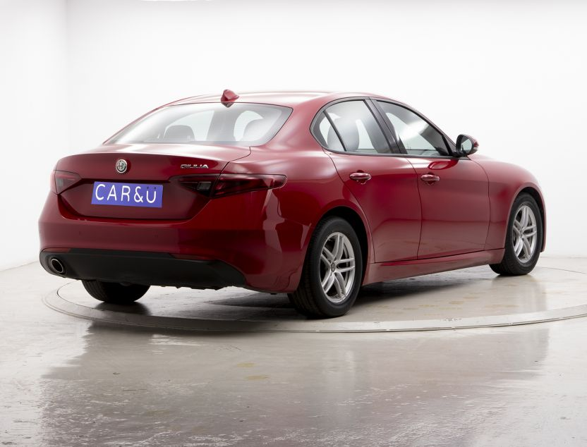 Exterior de Alfa Romeo Giulia